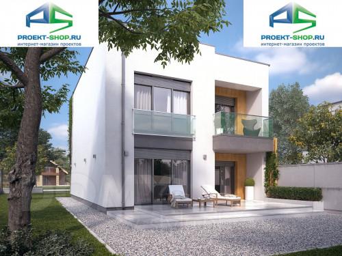 Типовой проект жилого дома 1-253