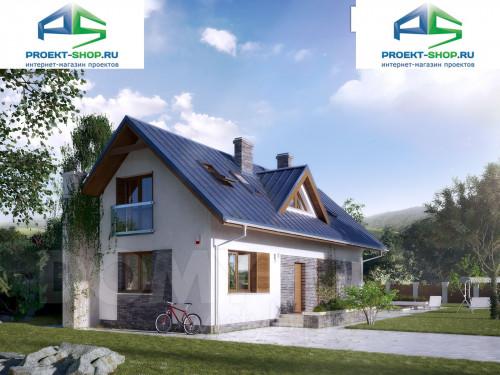 Проект дома 1-256
