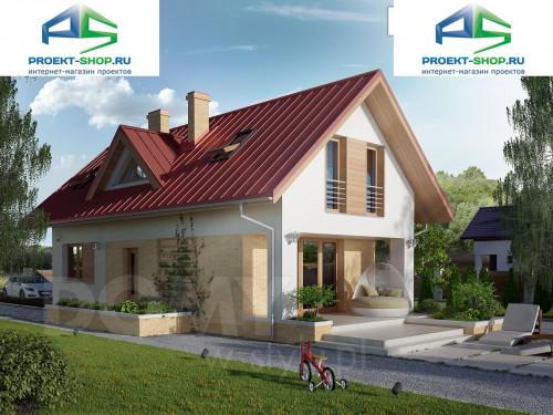 Типовой проект жилого дома 1-257
