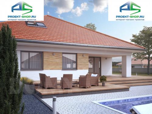 Типовой проект жилого дома 1-260