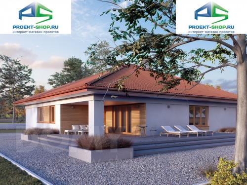 Типовой проект жилого дома 1-261