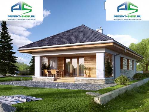 Типовой проект жилого дома 1-263