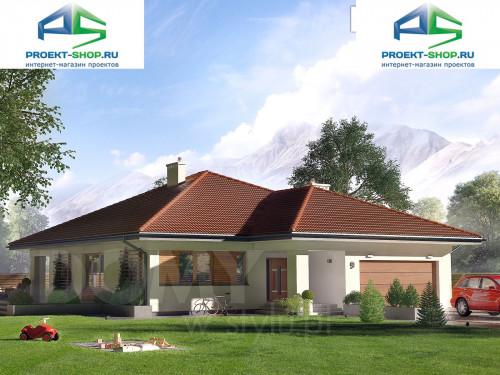 Типовой проект жилого дома 1-266
