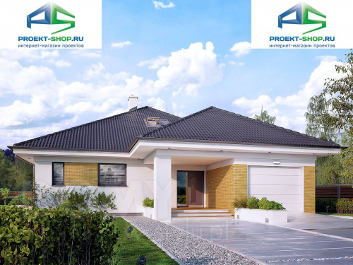 Проект дома 1-267