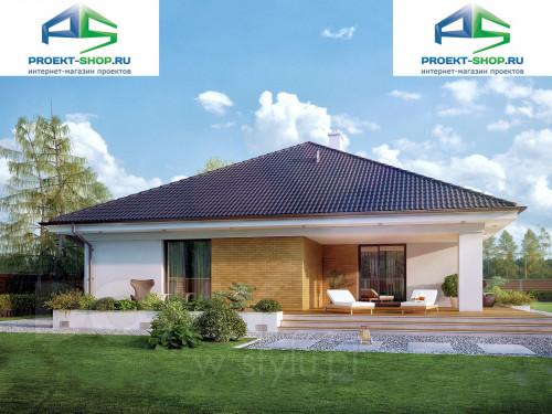 Типовой проект жилого дома 1-267