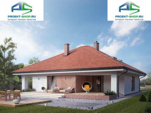 Типовой проект жилого дома 1-268