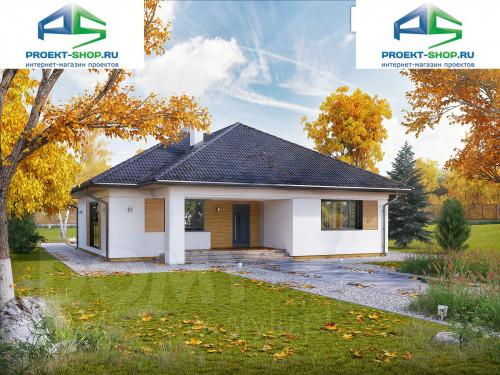 Типовой проект жилого дома 1-270