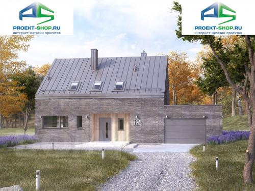 Проект дома 1-271
