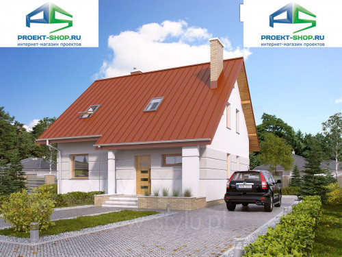 Проект дома 1-276
