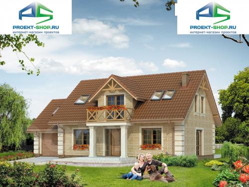 Проект дома 1-277