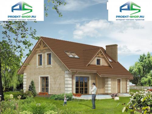 Типовой проект жилого дома 1-277