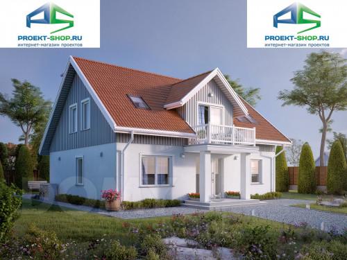 Типовой проект жилого дома 1-278