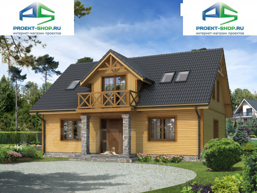 Проект дома 1-279