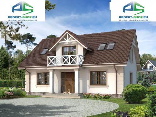 Проект дома 1-280