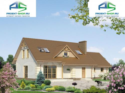 Типовой проект жилого дома 1-282