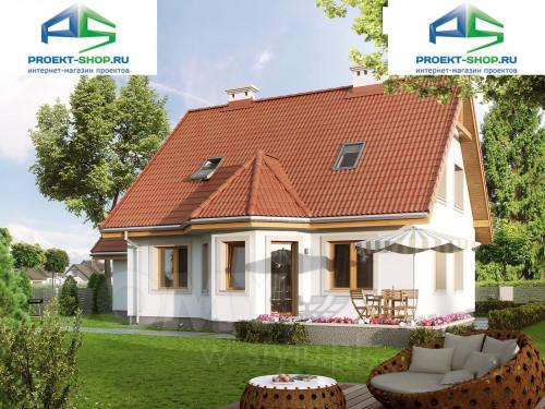 Типовой проект жилого дома 1-286