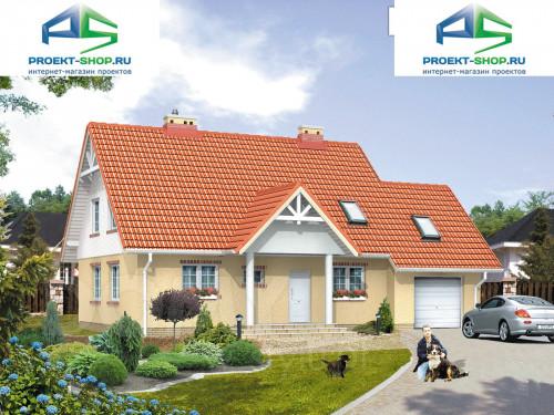 Типовой проект жилого дома 1-288