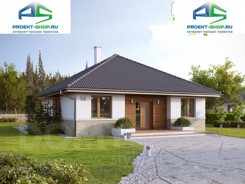 Типовой проект жилого дома 1-289