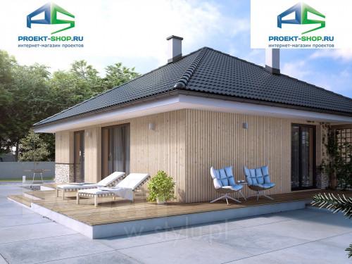 Типовой проект жилого дома 1-290