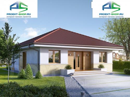 Типовой проект жилого дома 1-291