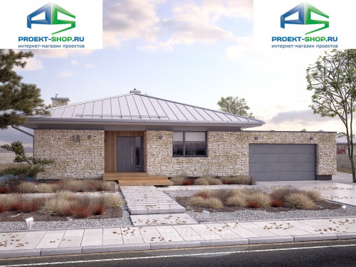 Проект дома 1-293