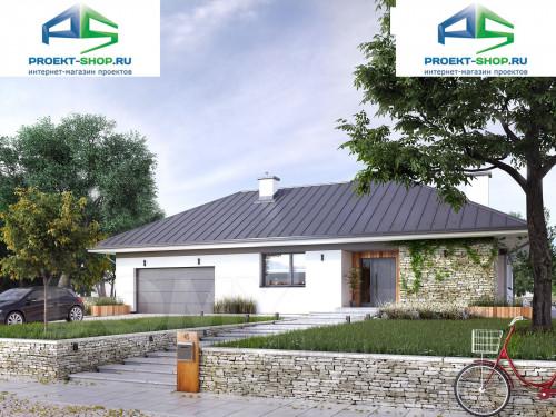 Типовой проект жилого дома 1-294