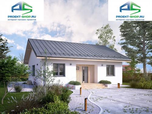 Типовой проект жилого дома 1-297