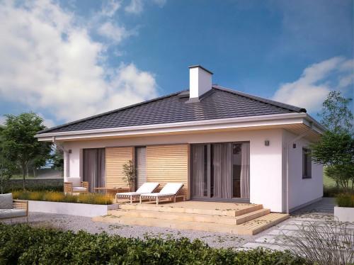 Типовой проект жилого дома 1-298