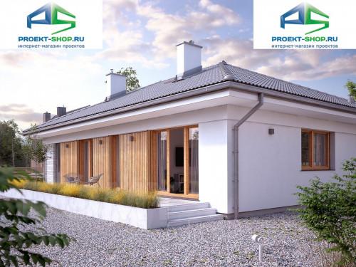 Типовой проект жилого дома 1-299