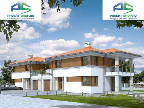 Проект дома 1-319