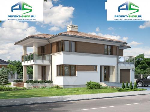 Проект дома 1-320
