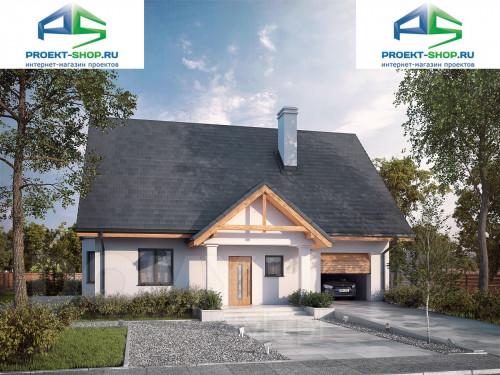 Типовой проект жилого дома 1-322