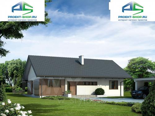 Проект дома 1-324