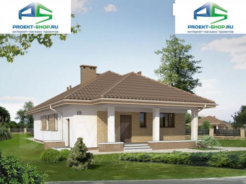 Проект дома 1-325