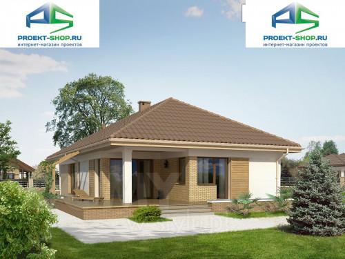 Типовой проект жилого дома 1-325