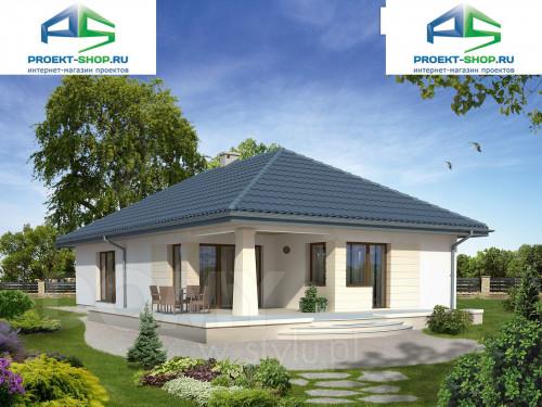 Типовой проект жилого дома 1-326