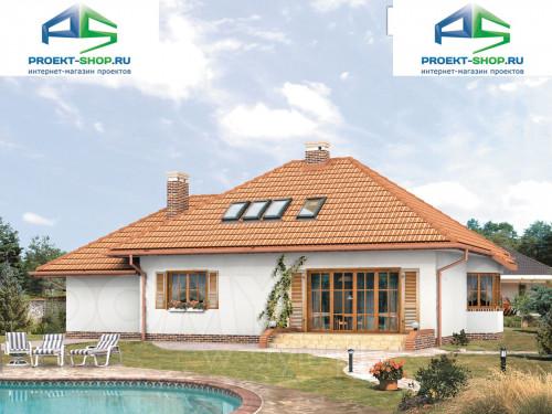 Типовой проект жилого дома 1-332