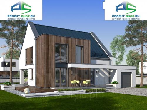 Проект дома 1-334