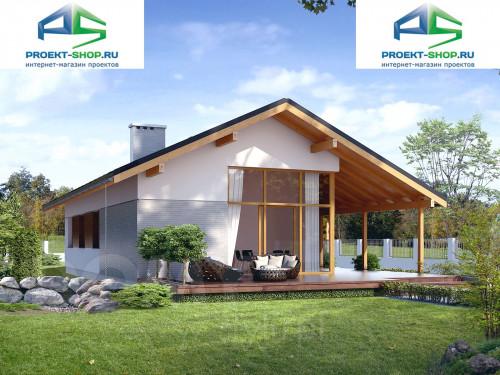 Типовой проект жилого дома 1-336