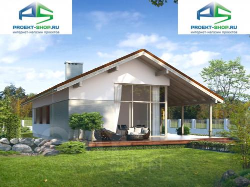 Типовой проект жилого дома 1-337