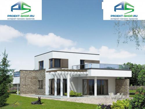 Типовой проект жилого дома 1-338