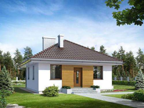 Проект дома 1-346