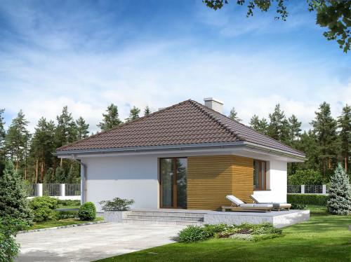 Типовой проект жилого дома 1-346
