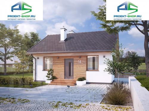 Проект дома 1-349
