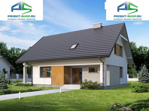 Типовой проект жилого дома 1-351