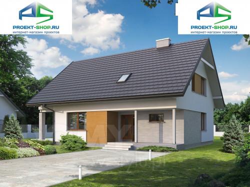 Проект дома 1-353