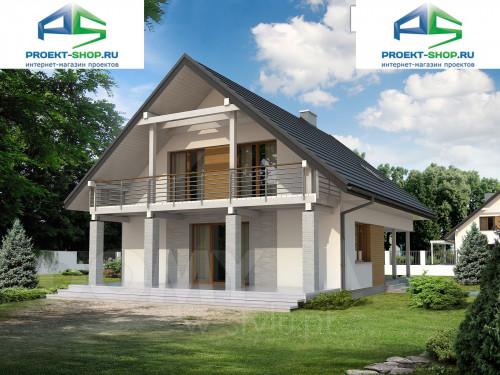 Типовой проект жилого дома 1-353