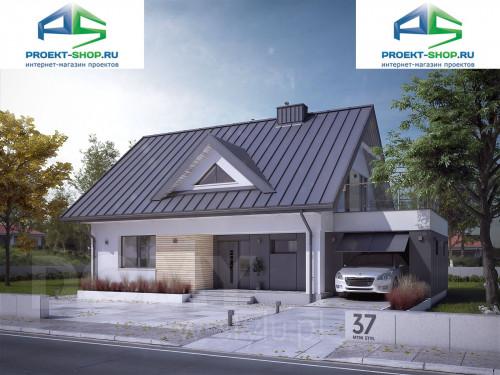 Проект дома 1-354
