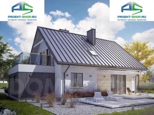 Типовой проект жилого дома 1-354