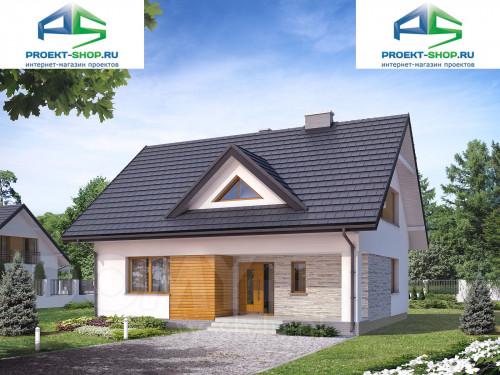 Типовой проект жилого дома 1-355